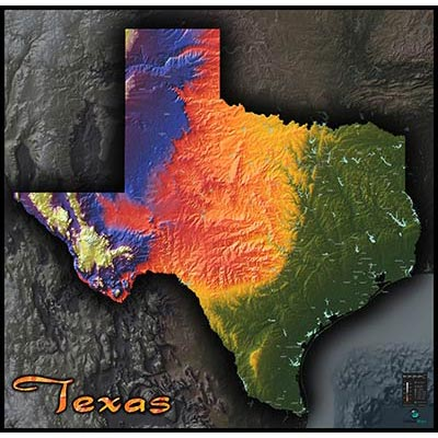 Texas Maps Beautiful Wall Maps Of Texas State Map